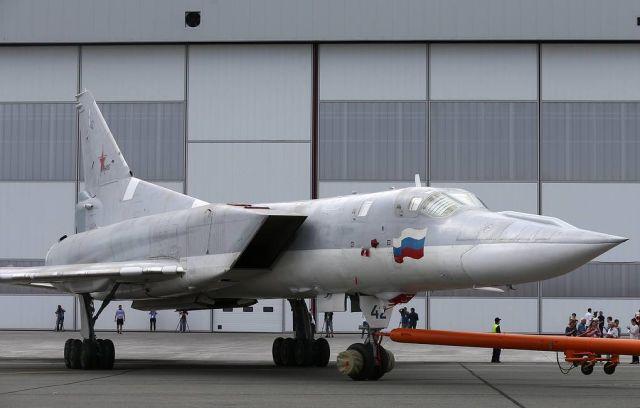 Бомбардировщик Ту-22М3М