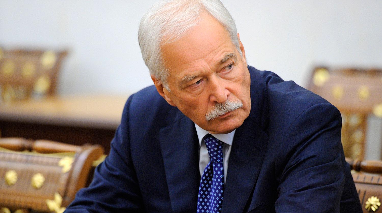 Грызлов: Киев снова решил сделать ставку на силовое решение в Донбассе