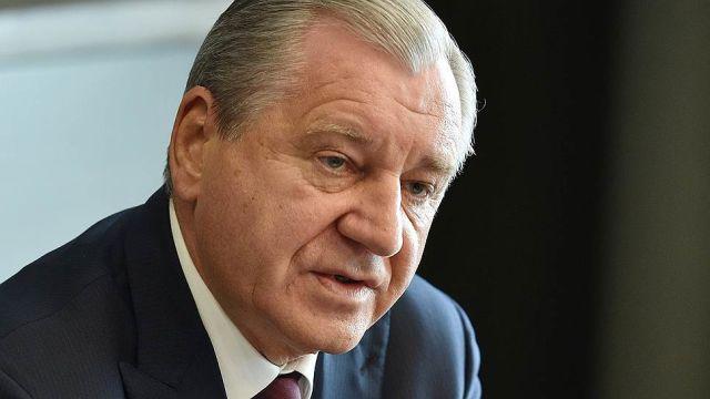 Борис Алёшин