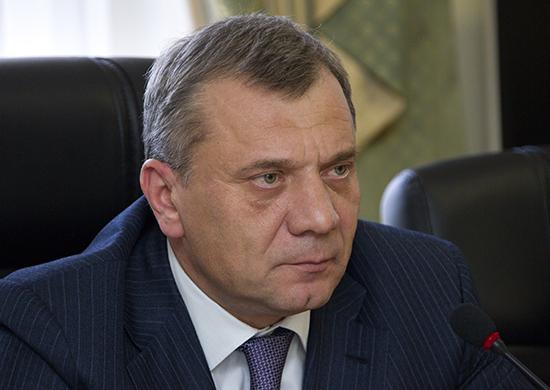 Юрий Борисов. Источник: МО РФ.