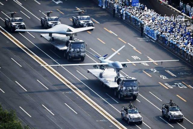 БПЛА НОАК: разведывательно-ударные системы ВВС