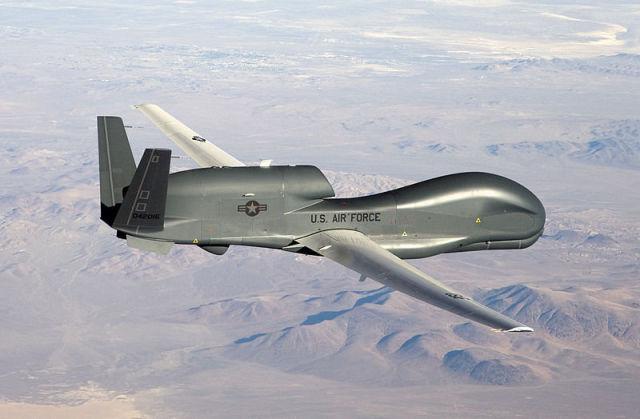 БПЛА RQ-4 Global Hawk