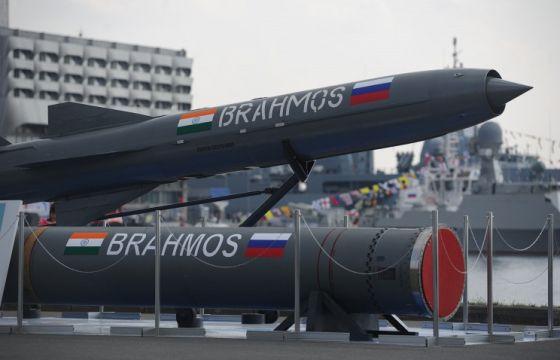 """Ракеты """"Brahmos"""""""