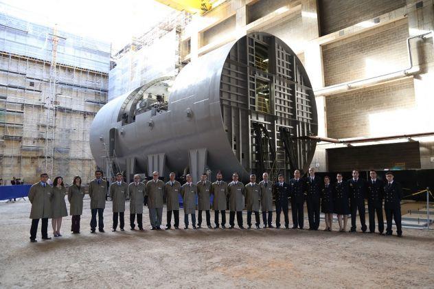 Бразильская программа атомных подлодок
