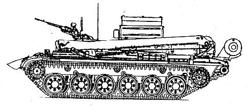 Бронированная Ремонтно-Эвакуационная Машина БРЭМ-1