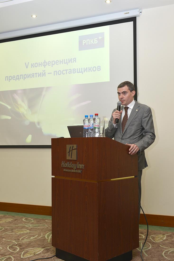 Генеральный директор АО «РПКБ» Даниил Бренерман.