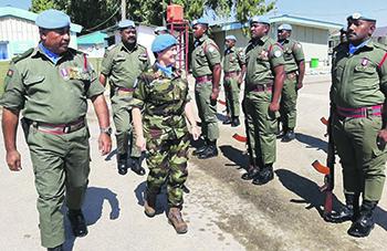 Бригадный генерал Морин О'Брайен назначена заместителем командующего силами ООН на Голанских высотах. Фото с сайта www.un.org