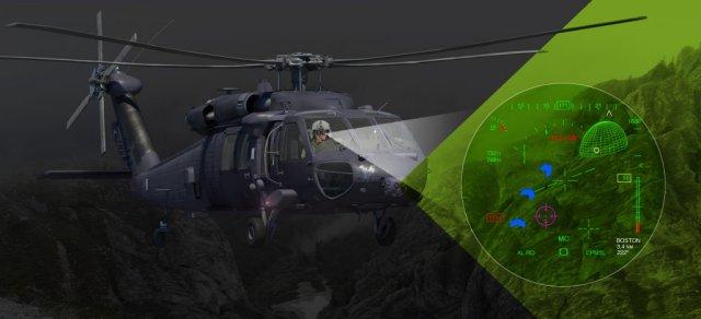 Мультиспектральная система обзора BrightNite