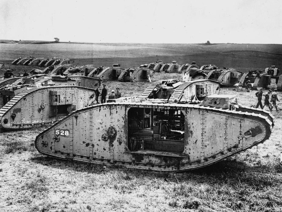 тесто танки первой мировой фото сектантами чаще