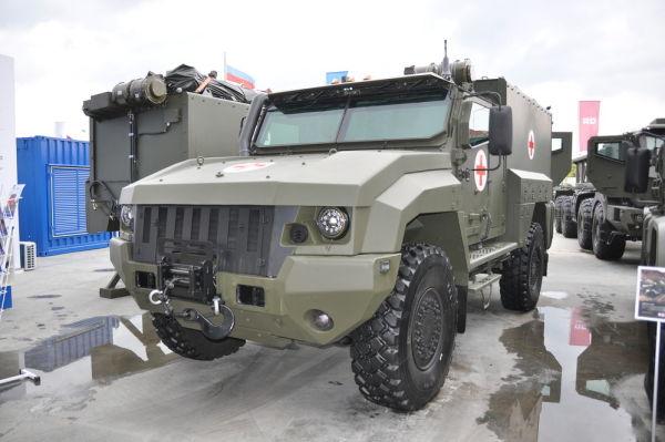 Бронеавтомобиль К-53949