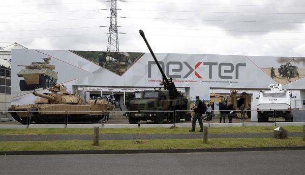 Бронетехника от Nexter