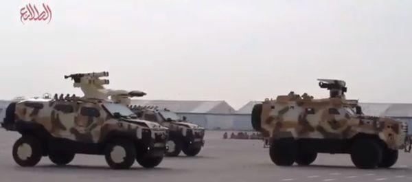Бронированные машины Ejder Yalcin и NMS