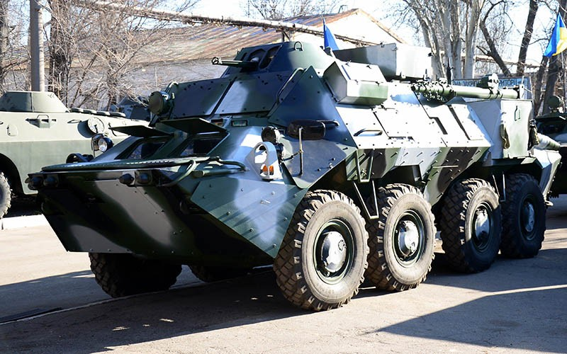 КШМ БТР-70Ді-02 «Витязь».