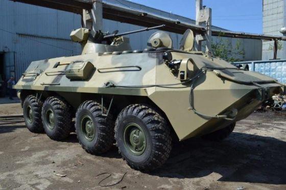 Бронетранспортер БТР-87