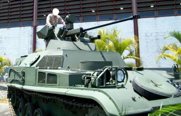 БТР AMX-VCI