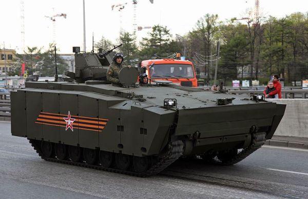 БТР «Курганец-25»