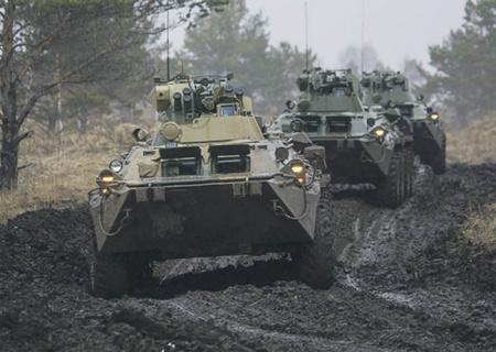 БТР остается надежной и эффективной боевой машиной. Фото с сайта www.mil.ru