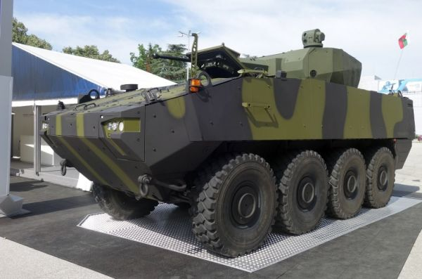 БТР General Dynamics European Land Systems - Mowag Piranha V