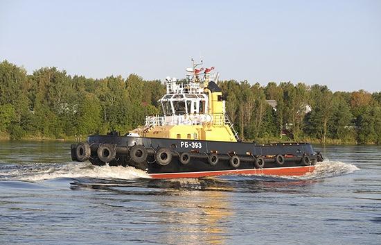 Буксир РБ-393