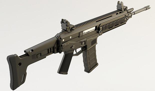 Bushmaster Adaptive Combat Rifle.