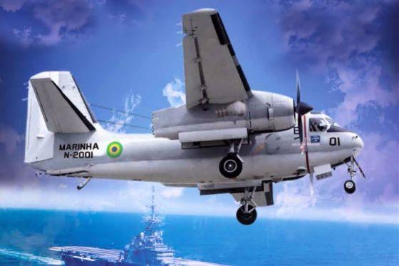 Самолет Grumman С-1А