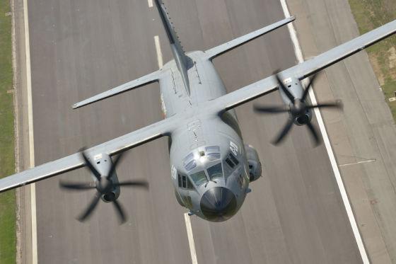 Самолет C-27J