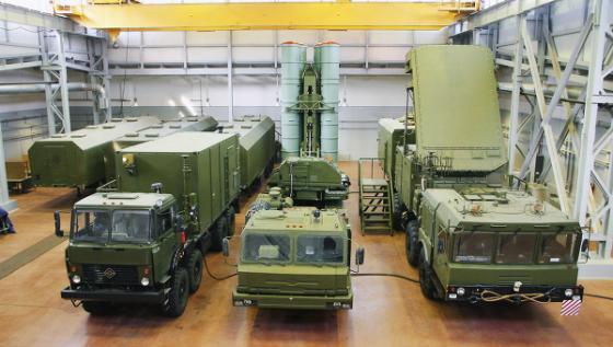 До 2025 года бригады воздушно-космической обороны будут оснащены ...