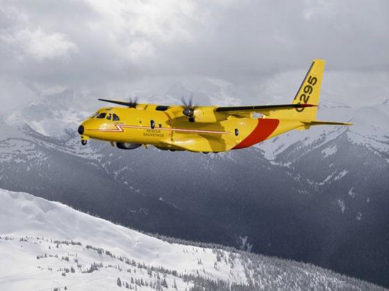 Самолет C295W
