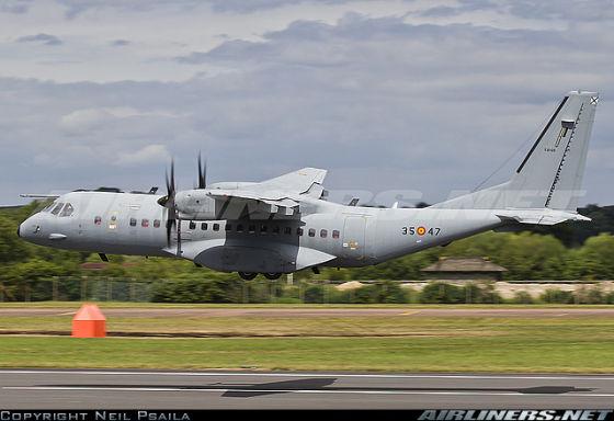 Самолет Airbus C295М