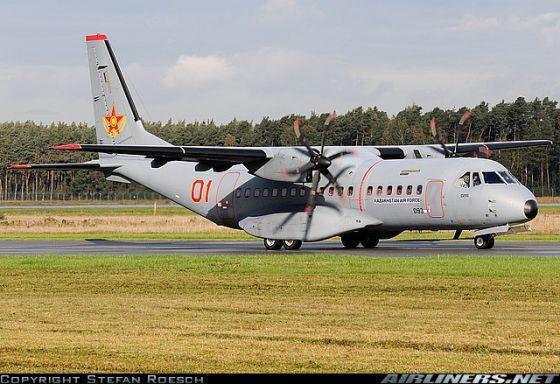 Самолет Airbus Military С295М