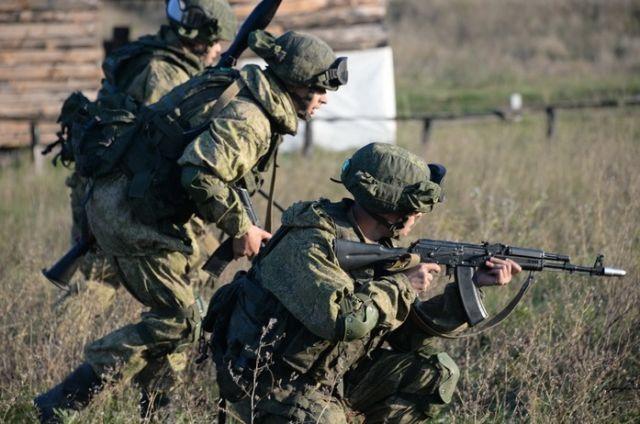 (c) Пресс-служба Южного военного округа