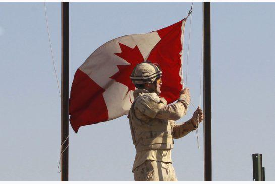 ВС Канады