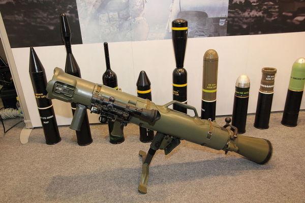 Carl Gustaf M3 и его боеприпасы