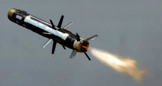 Противотанковая ракета Javelin.