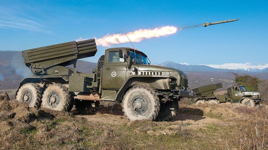 Целевое уничтожение: артиллерия в Абхазии становится сверхточной