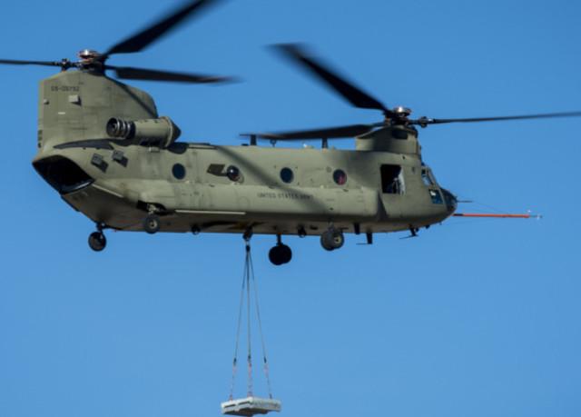 CH-47F Chinook Block II