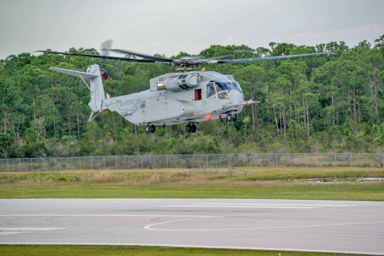 Вертолет Sikorsky СН-53К King Stallion