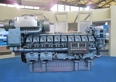 Дизельный двигатель CHD622V20