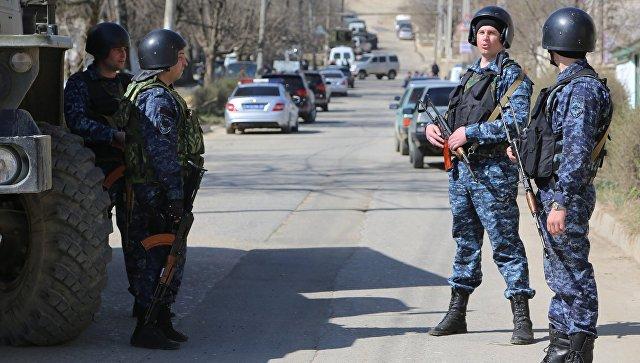 Чечня, Россия. Архивное фото.