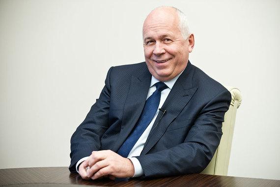 Генеральный директор госкорпорации «Ростех» Сергей Чемезов.
