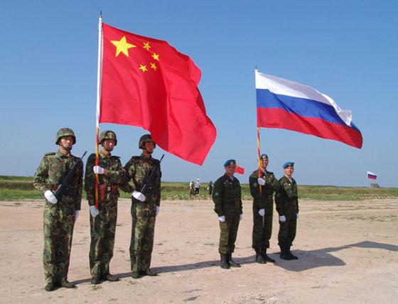 Китайские и российские ВДВ