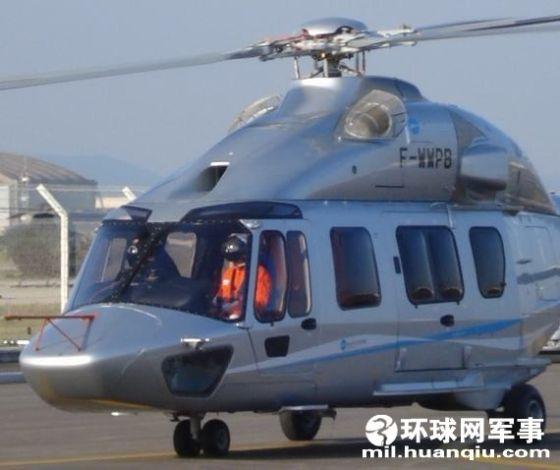 Вертолет EC-175/AC-352