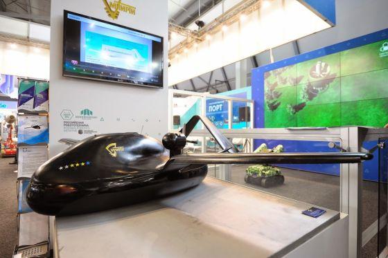 Многоцелевой беспилотный летательный аппарат «Чирок»