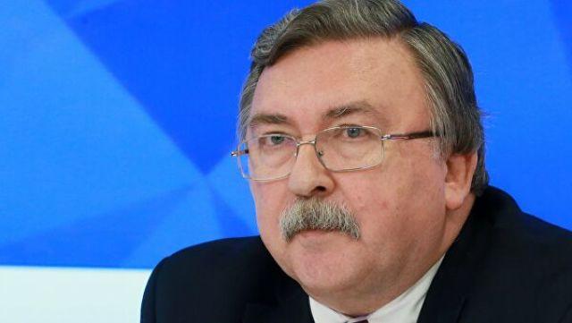 Член коллегии Министерства иностранных дел Российской Федерации, директор Департамента по вопросам нераспространения и контроля над вооружениями МИД Р