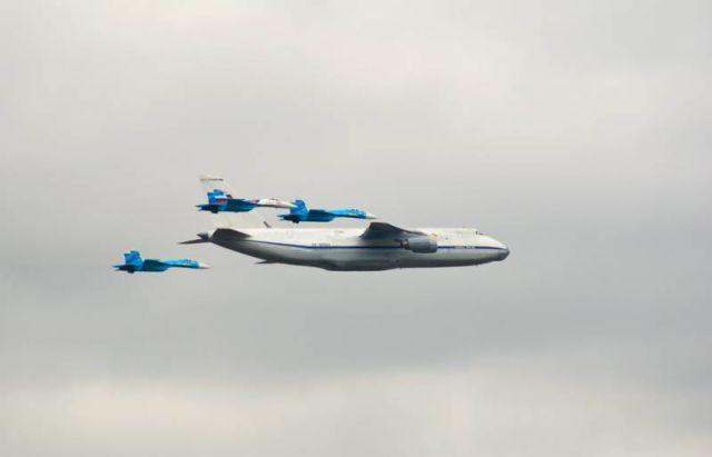 """Ан-124 """"Руслан"""""""