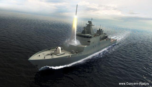 Ракетная система &quot;Club-N&quot; для вооружения надводных кораблей<br>Источник: http://www.concern-agat.ru/.