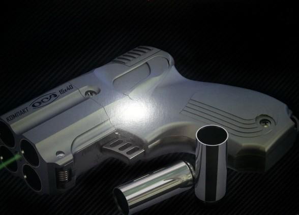 """Бесствольное огнестрельное оружие ограниченного поражения """"Оса"""""""