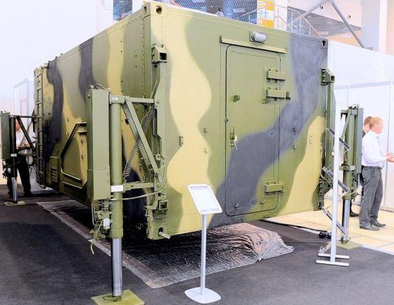 Унифицированный кузов-контейнер