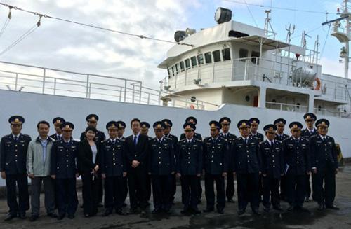 Корабль CSB 6001