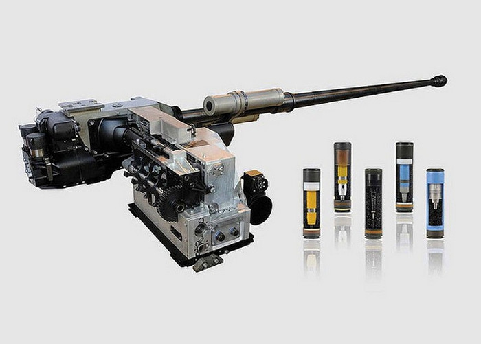 40-мм пушка CTAS компании BAE SYSTEMS.